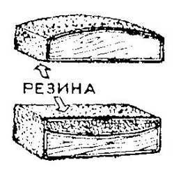 Как равномерно прижать склеиваемую поверхность при фанеровании