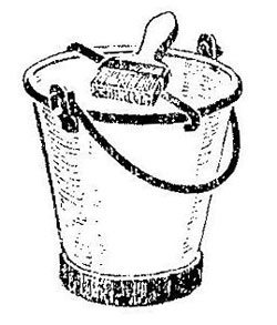 Как сделать кистеотчиститель