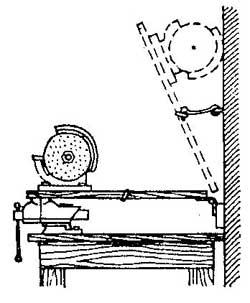 Как сделать откидную доску для мастерской