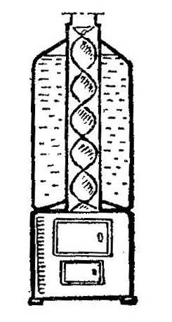 Как модернизировать водяную дровяную колонку