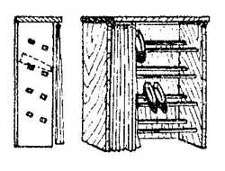 Как сделать шкафчик для обуви