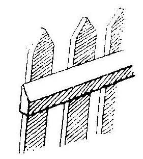 Как установить штакетную ограду