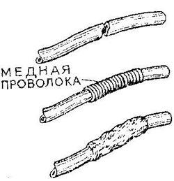Как соединить два отрезка металлической трубки