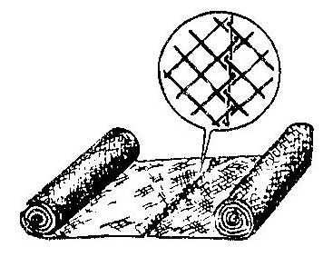 Как соединить изгородь из металлической сетки