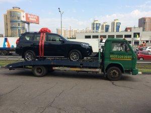 Эвакуатор в Балашихи - эвакуация авто в Балашихе