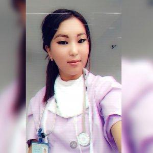 Акылай Макешова - медсестра на дом в Бишкеке