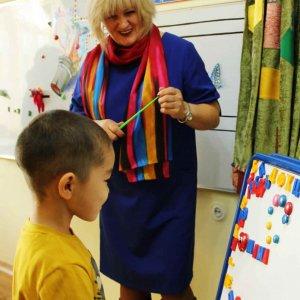 Хоменко Нелли Васильевна - подготовка к школе в Бишкеке
