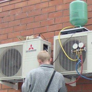 Заправка кондиционеров в Бишкеке - ремонт бытовой техники в Бишкеке
