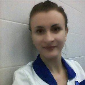 Инна - медсестра на дом в Харькове