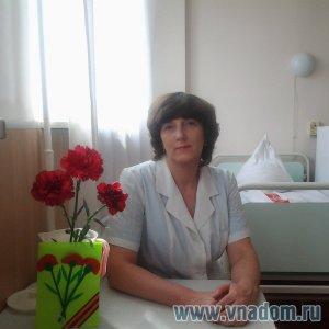 Елена - медсестра на дом в Красноярске
