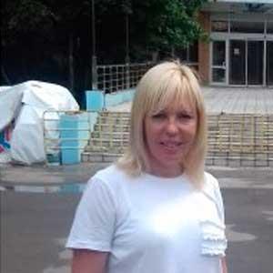 Юлия - массаж в Москве
