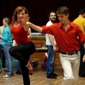 Полина - танцы в Москве