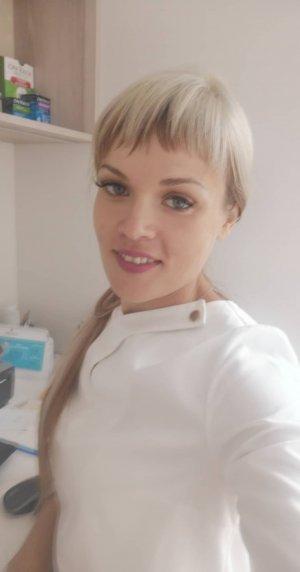 Арина - медсестра на дом в Новосибирске