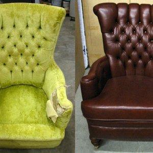 Перетяжка мебели в Пензе - ремонт мебели, перетяжка, реставрация в Пензе