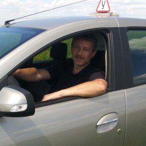 Евгений Евгеньевич - инструктор по вождению в Рязани