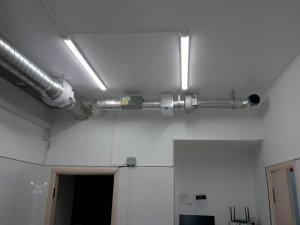 Монтаж вентиляции без посредников - строительство в Санкт-Петербурге