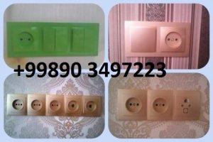 Электрика перечислением, опыт работы 20 лет Гарантия - электрик в Ташкенте